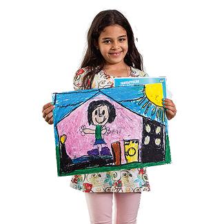 1. Preis: Sara Khairane, Grundschule Plaus