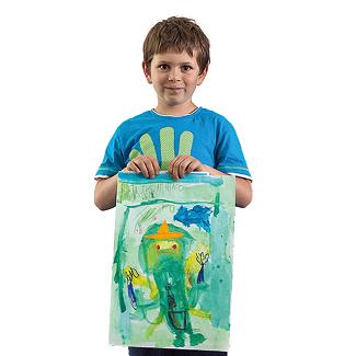 2. Preis: Jakob Piazzi, Grundschule Tisens
