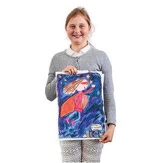 1. Preis: Magdalena Stocker, Grundschule St. Peter