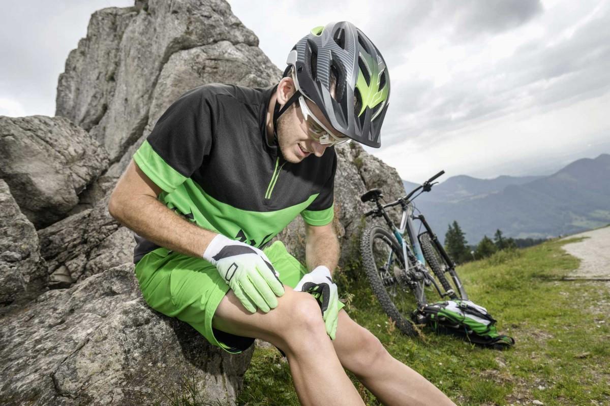 Passende Versicherung abschließen – Sportunfall im Urlaub mit dem Fahrrad
