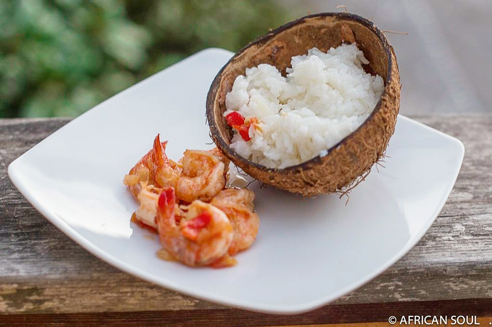 """Nigerianische Küche im """"African Soul"""""""