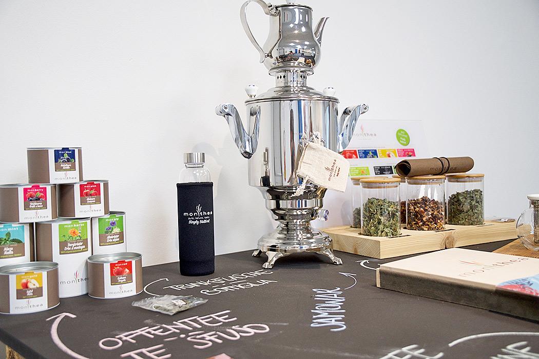 Mothea: Teequalität aus Südtirol