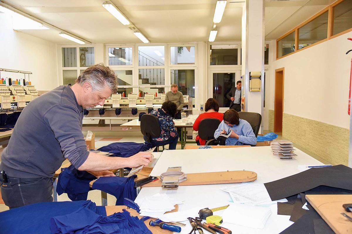 Sozialgenossenschauft Villnöss – Stick Trend Südtirol Werkstatt