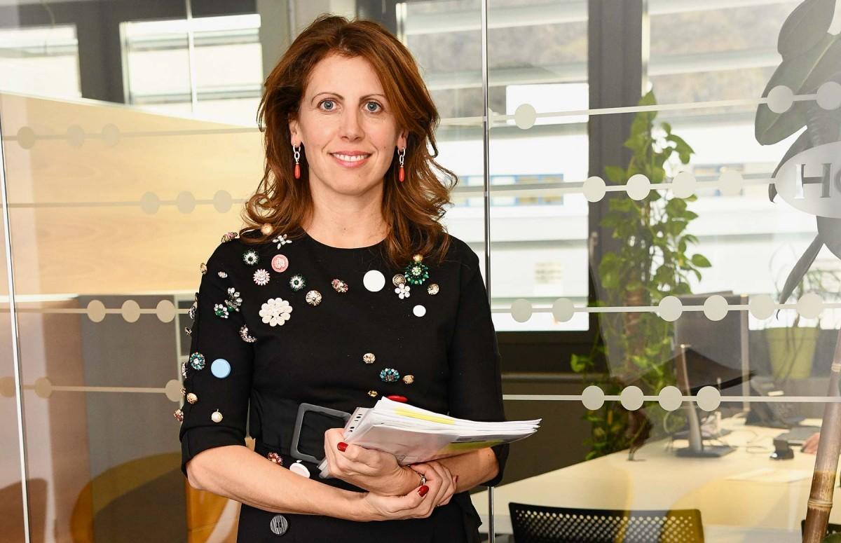 Marina Rubatscher im Interview