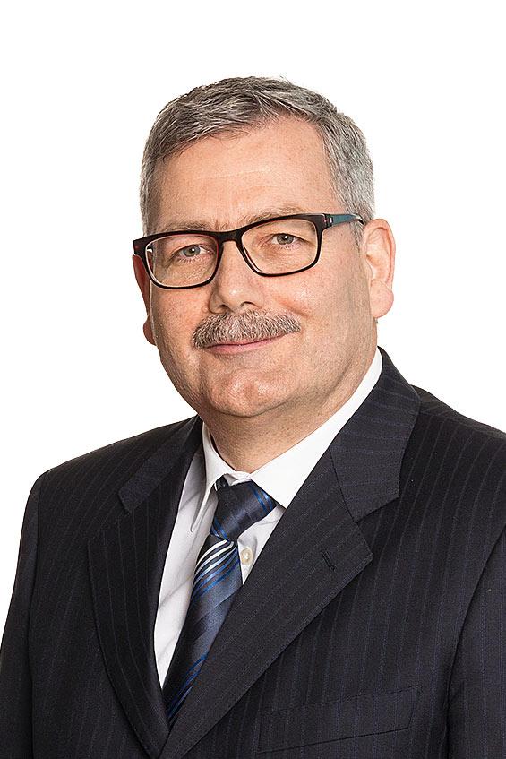 Peter Werth – Direktor von KONVERTO
