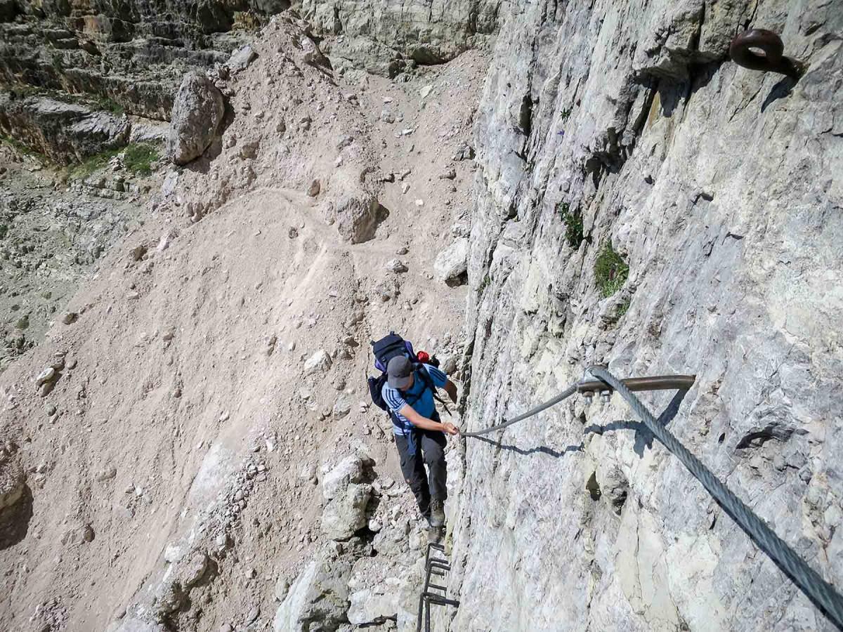 Drei Zinnen – Dolomitenhöhenweg Nr. 9