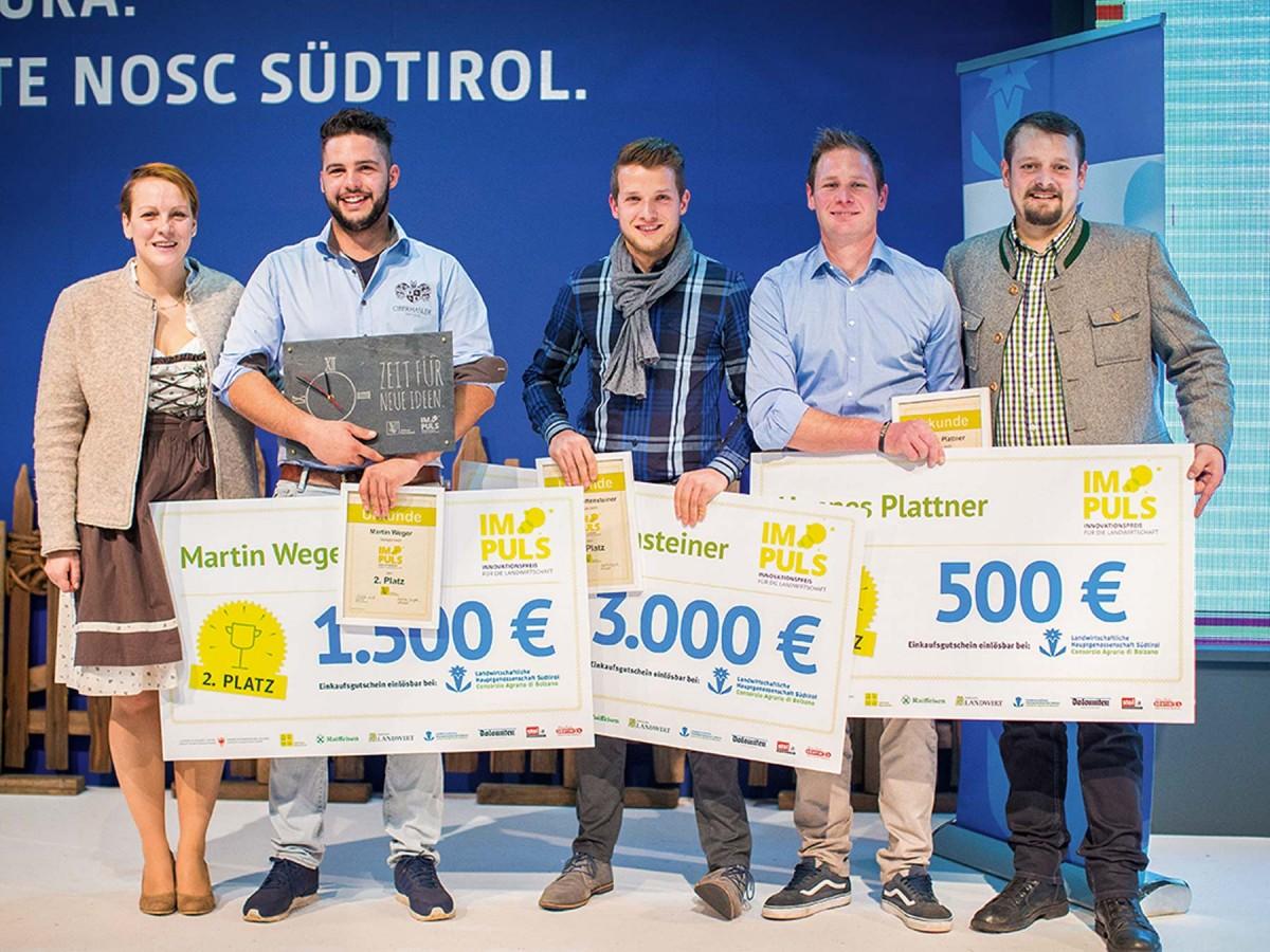 Innovationspreis Impuls Sieger 2018